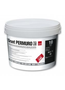 KABE PERMURO GT - ground for acrylic plasters | 10 l