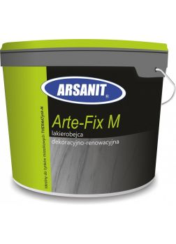 ARSANIT ARTE-FIX M - Lacqueras for the renovation of mosaic plasters | 5kg