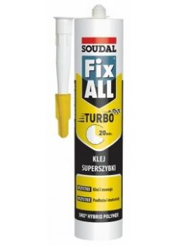 Klej FIXALL TURBO