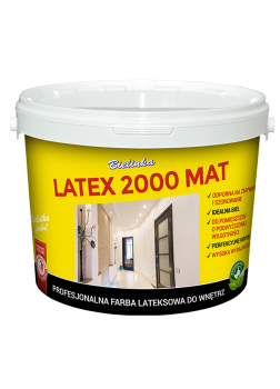 BIELINKA LATEX 2000 - latex for interior and outdoor | 5l