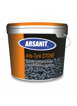 ARTE-PLASTER STONE - Noble pebble plaster with natural stone effect | 20kg