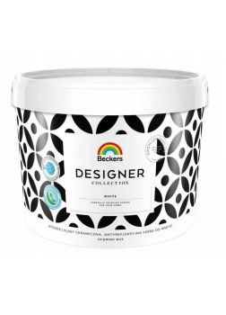 BECKERS DESIGNER COLLECTION White - Ceramic paint | 10l