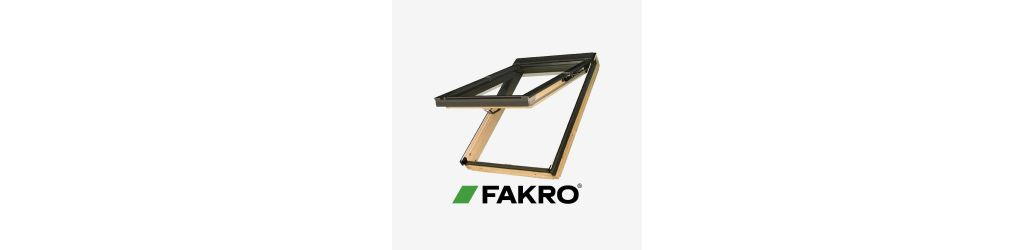Fakro roof windows to order online store